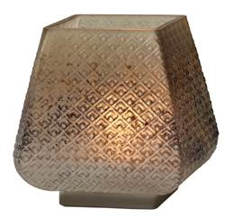 ANTIC Partylight beige H 10,5 x Larg. 10 x P 10 cm
