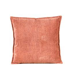 RUSTO Coussin rouge Larg. 45 x Long. 45 cm