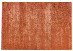 QUEEN Tapis orange Larg. 133 x Long. 200 cm