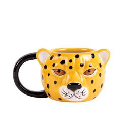 CHEETAH Mug diverses couleurs