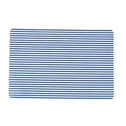 STRIPE Set de table bleu foncé Larg. 30 x Long. 45 cm