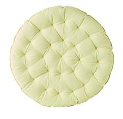 RONNA Coussin d'assise lime Ø 40 cm