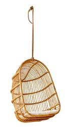 NEST Hangstoel natural H 108 x W 76 x D 66 cm