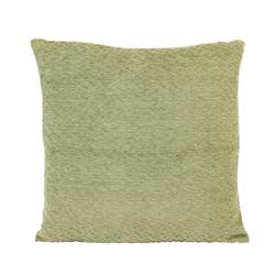 MOSSO Coussin vert Larg. 45 x Long. 45 cm