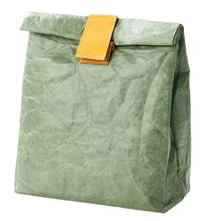 WE CARE Lunchtas groen H 29 x B 20 x D 10 cm