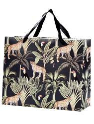 JUNGLE Bolsa multicolor A 26 x An. 32 x P 12 cm