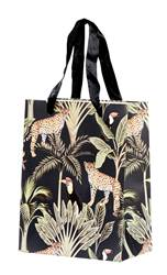 JUNGLE Sac multicolore H 23 x Larg. 18 cm