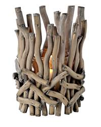 BRANCHES Partylight naturel H 23 cm; Ø 17 cm