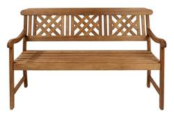 SKAGEN Banc naturel H 88 x Long. 140 x P 63 cm