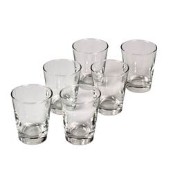 DALLAS Set de 6 verres
