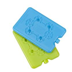 FRIGOBOX Coolpack medium verde, azul A 16,5 x An. 11 x P 1,5 cm